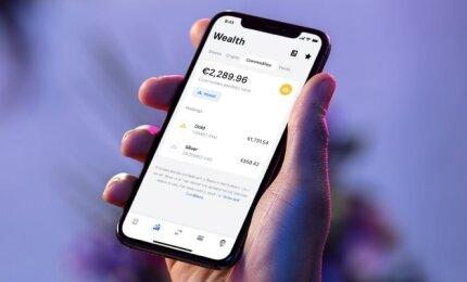prekybininko bitkoinais mobilioji programa