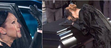 Skaudžią vyro netektį išgyvenusi Celine Dion atsitiesė ir turi patarimą visiems, kas patyrė panašų skausmą