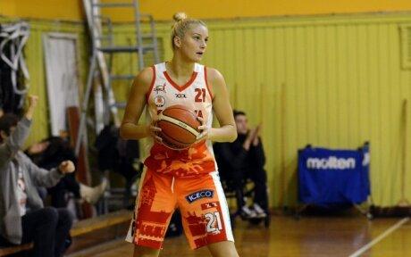 Laura Svarytė (L. Šilkaičio nuotr.)