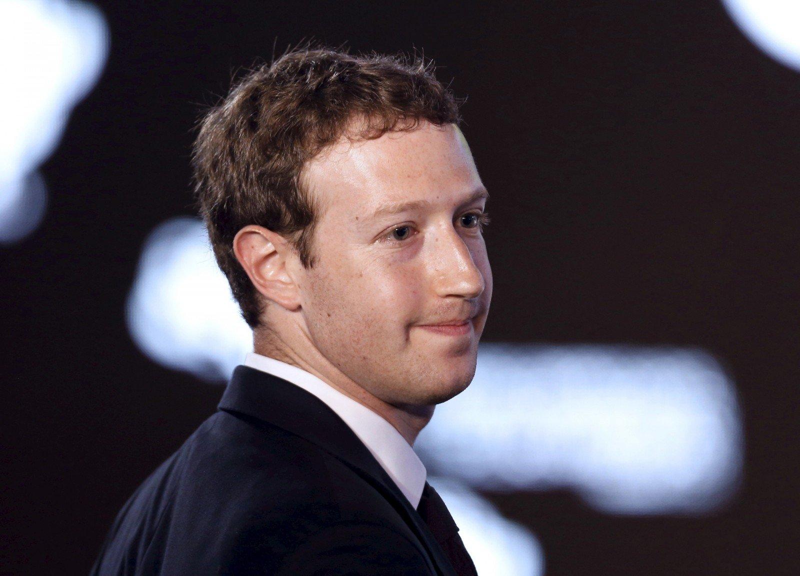 ВГермании завели уголовное дело на основоположника фейсбук Марка Цукерберга