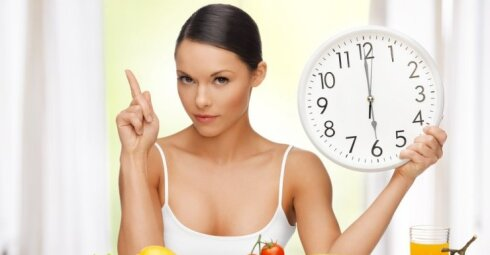 Laimėkite mitybos specialistės sudarytą asmeninį MITYBOS PLANĄ Laimėtoja