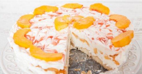 Dievų maistas per 5 minutes: sluoksniuotas varškės pyragas, kurio nereikės kepti