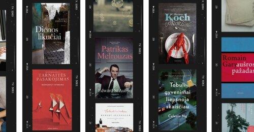 12 neeilinių knygų, perkeltų į ekranus: ar apie visas jau susidarėte savo nuomonę?
