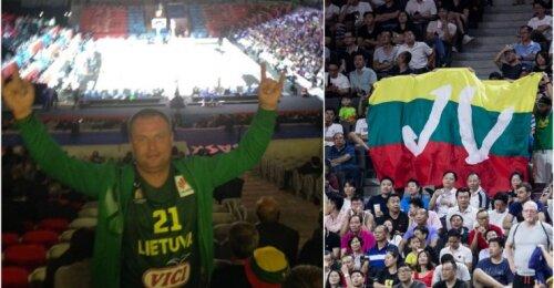 Draudimo bendrovė tvirtina, kad medicininė pagalba Pekine į komą panirusiam krepšinio sirgaliui – pilnai kompensuojama