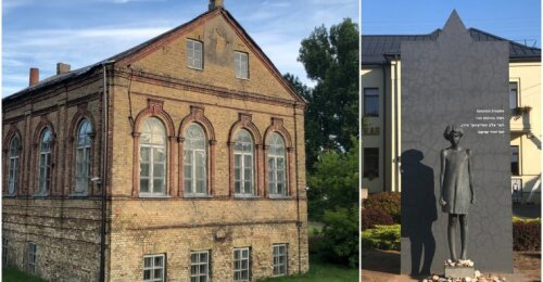 Žydų paveldo maršrutas Šiaurės Lietuvoje: Chaimo Frenkelio palikimas ir Joniškio sinagogų kompleksas