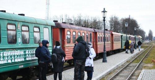 Panevėžio rajono savivaldybė pasirengusi tapti Aukštaitijos siaurojo geležinkelio dalininke