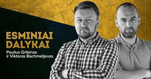 Esminiai dalykai. Karo padėtis Lietuvos politikoje | Trumpo apkalta | Kaip paaiškinti klimato kaitą visuomenei?