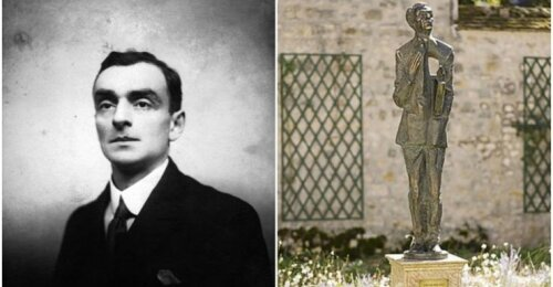 Oskarą Milašių jo gimimo dienos proga prisimenant: poetas, mistikas ir Lietuvos diplomatas