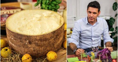 Italas į Lietuvą atvežė sūrių: supažindino su naujais skoniais ir pateikimo būdais