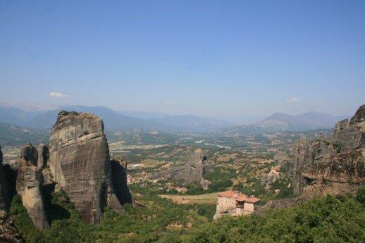 Balkanų kraštovaizdis