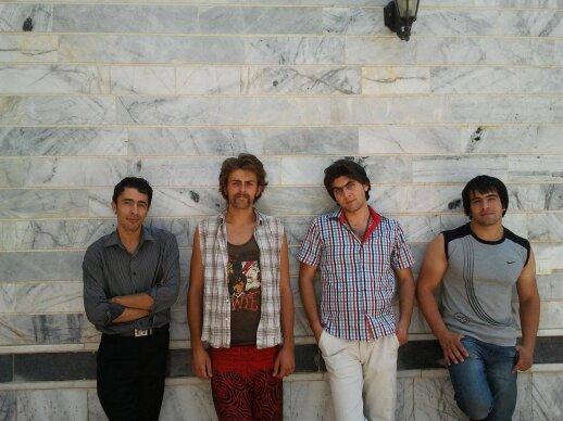 Akimirkos Irane