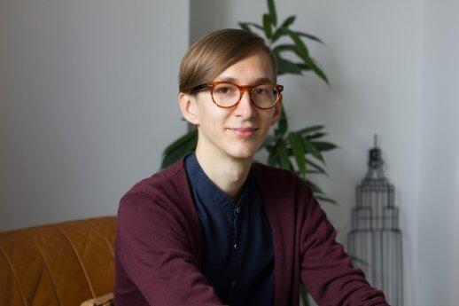 Donatas Paulauskas, A. Skirmantės nuotr.