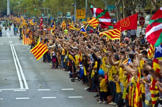 Katalonijos nepriklausomybė