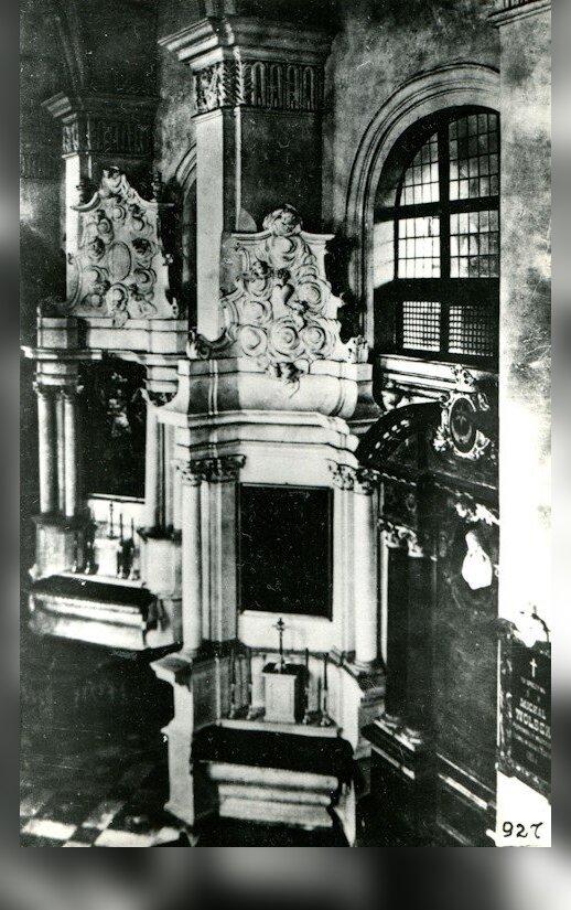 Šv. arkangelo Mykolo ir šv. Pranciškaus Asyžiečio altorius