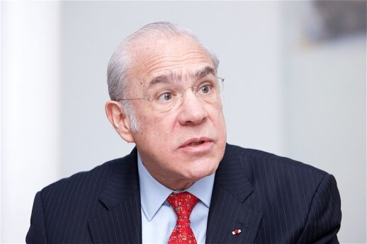 José Ángel Gurría