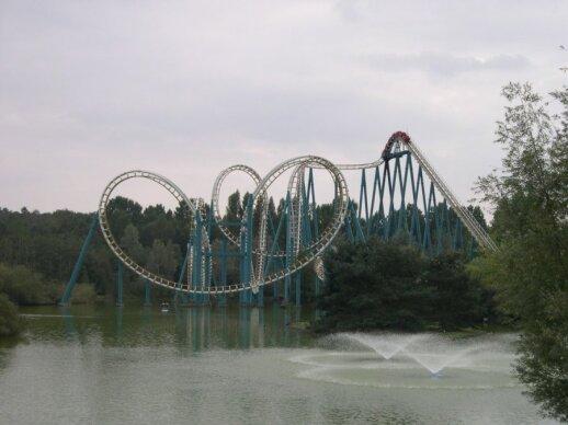 Asterikso parkas Palilly