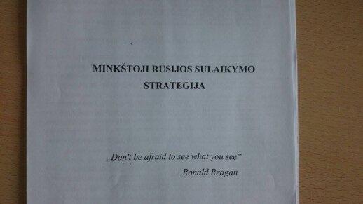 R. Karbauskis: tai buvo didelė pamoka A. Kubiliui