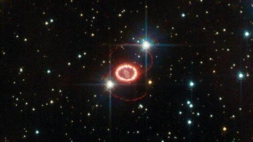 O kas, jei šalia Žemės sprogs supernova?