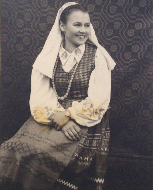 Rūtos Mikelkevičiūtės močiutė