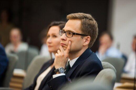 "VšĮ ""Versli Lietuva"" eksporto departamento direktorius M. Zamžickas"
