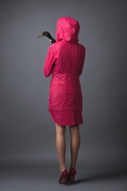 """""""Ducktail Raincoats"""" lietpalčiai"""