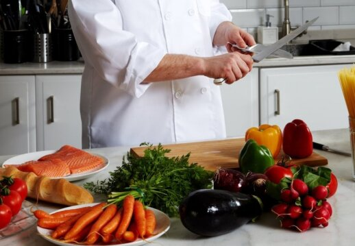 Kodėl vyrams virtuvėje sekasi geriau?