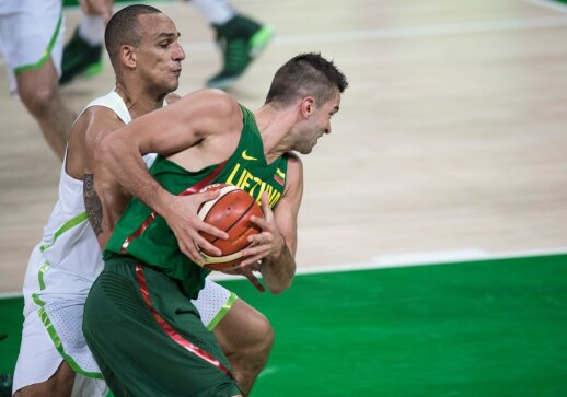 Lithuania at Rio Olympics: Day 2