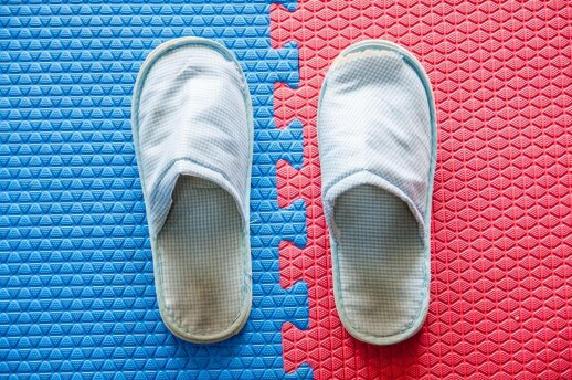Guminės grindys