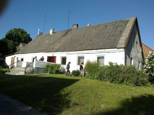 J. Bobrowskio tetos namas