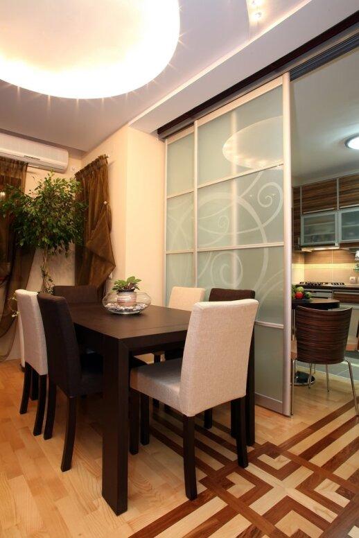 Įdomesnės pertvaros: idėjos jaukiems namams