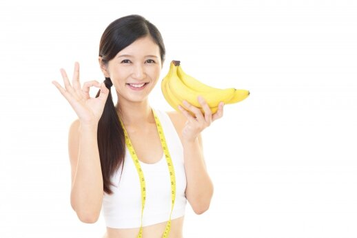 Japoniška bananų dieta