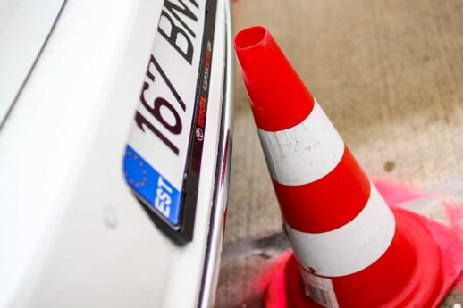 Būtų juokinga, jei nebūtų baisu: gali nutikti net geriausiems vairuotojams
