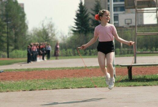 Sportas sovietmečiu
