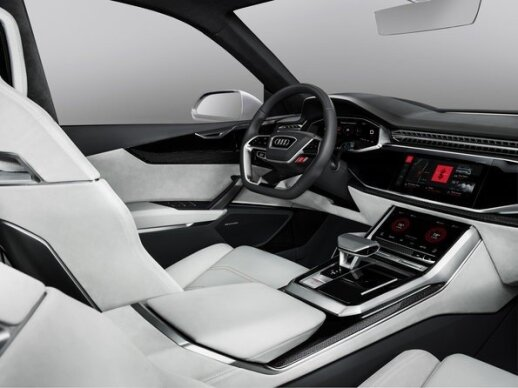 """Audi Q8 Sport Concept"""