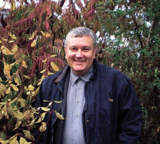 Farmacininkas V. Skirkevičius: paslaptys ne žolėse ir vaistuose, o mumyse