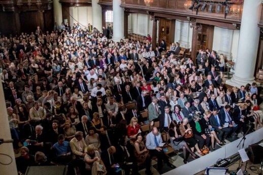 Lietuvos pirmininkavimo ES Tarybai pradžią atšventė ir Londonas