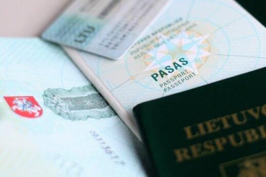 Aktualu ne tik atostogaujantiems – tai, ko nežinojote apie savo asmens dokumentą