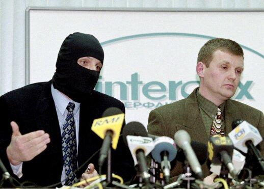 Aleksandras Litvinenko 1998 metais