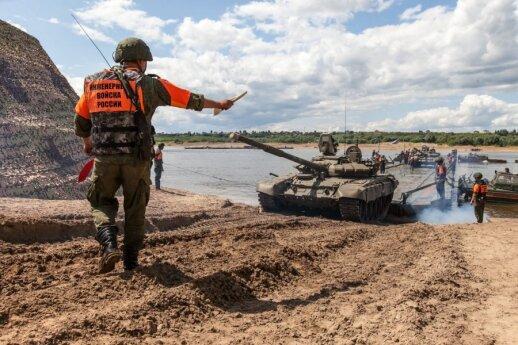 NATO Achilo kulnas: vieta, per kurią Lietuvą galėtų atkirsti nuo sąjungininkų