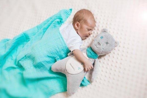 Geriausia dovana kūdikiui: pagal amžių ir raidą