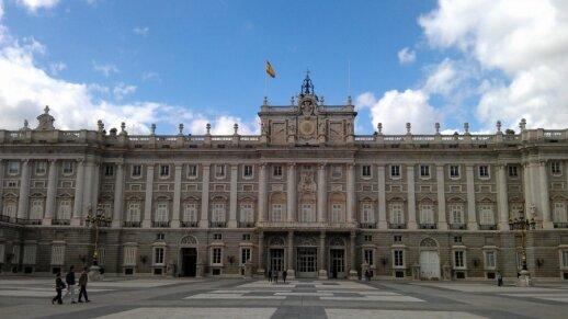 Madridas. Karališkieji rūmai
