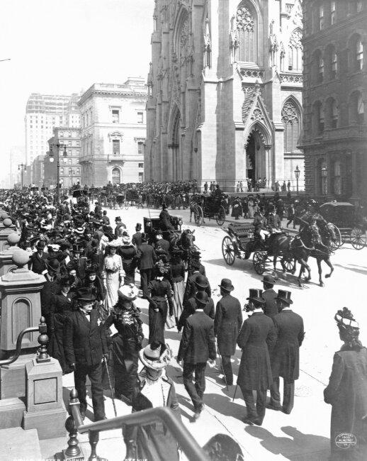 Rytas Niujorke 1902