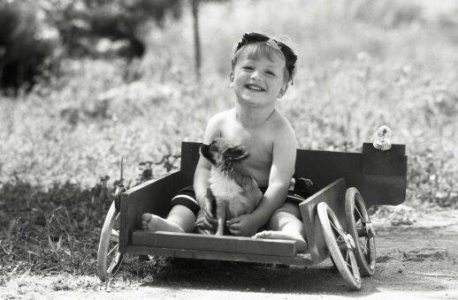 Kokių tėvų reikia vaikui, kad jis užaugtų laimingas