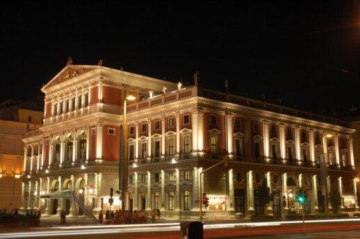 Musikverein (Vienos filharmonija)