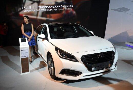 """""""Hyundai Sonata Hybrid"""""""
