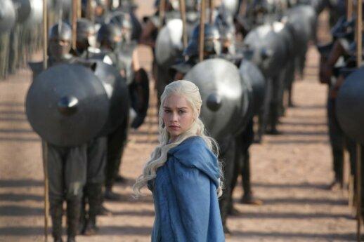 """Game of Thrones"" serialo scena"