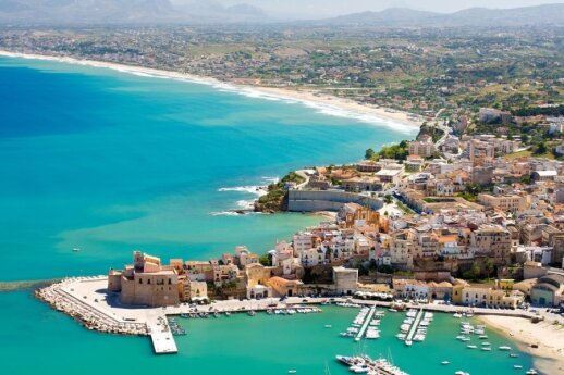 Castellamare del Golfo, Sicilija