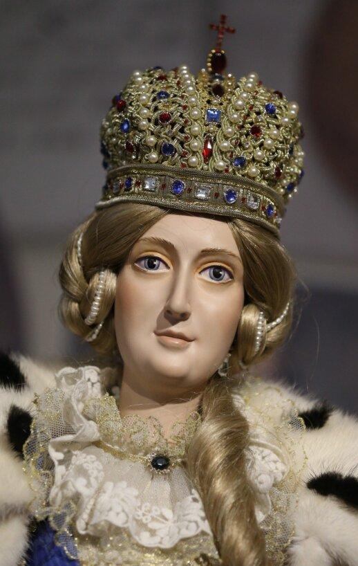 Imperatorienės Jekaterinos I atvaizdas