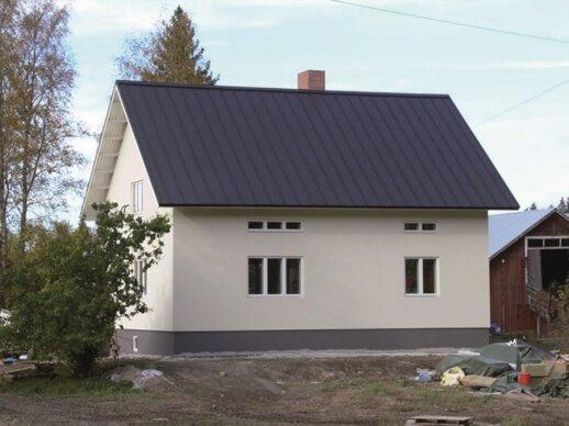 Eksperimentas Suomijoje ir Švedijoje: kaip sumažinti energijos poreikį penkis kartus