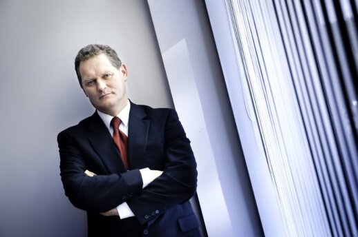 Vilniaus Gedimino technikos universiteto studijų prorektorius prof. dr. Romualdas Kliukas